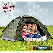 Army printed designer tent- for 3 persons