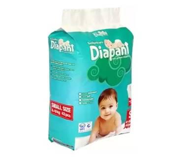 Bashundhara Diapant S (Pant System 4-8 kg) - 42 Pcs