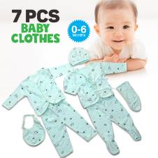 the dream of the childhood baby cloth (0-6 months)