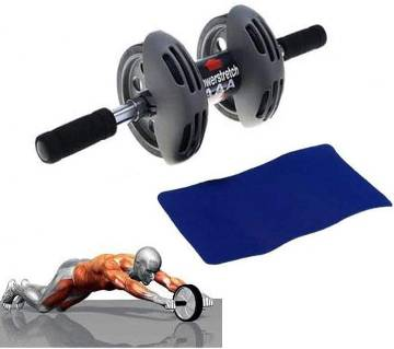 Total-Body Fitness Gym Power Stretch Roller