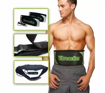 Vibroaction Body Shaper Burning Fat Massage Belt