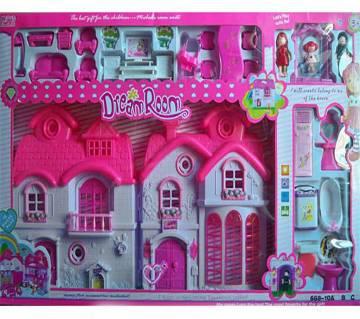 Dream Room Doll house