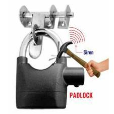 Security Alarm Lock for Bike & House
