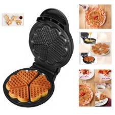 Electric Heart ShapeWaffle Maker