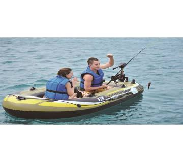 JILONG Inflatable boat FISHMAN 100 Green
