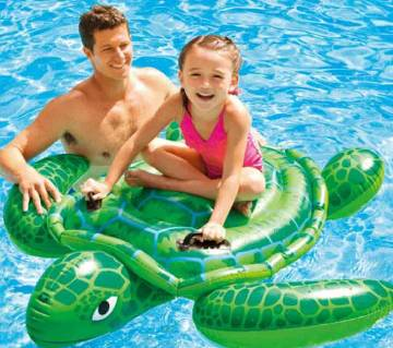 tortoise air swimming pool