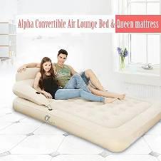 Convertible lounge queen এয়ার বেড ম্যাট্রেস - ডাবল বাংলাদেশ - 7423742