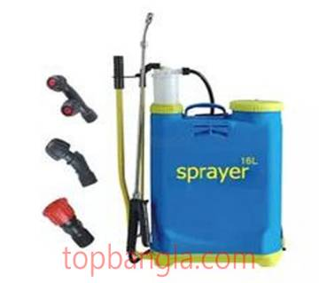 16 Litre Backpack Disinfectant Agricultural Pesticides Disinfectant Water Sprayer