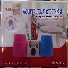 VACUUM AUTOMATIC TOOTHPASTE DISPENSER