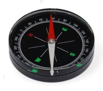 Outdoor Travel Portable Pocket Compass For Traveler