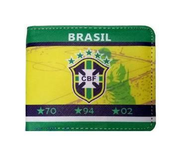 Brasil Flag Wallet