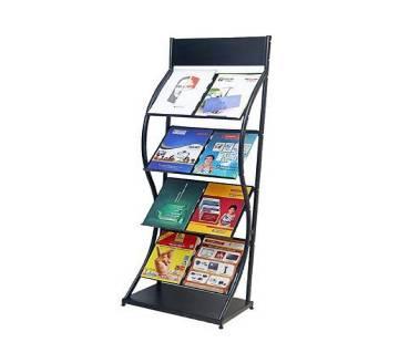 Customizable Magazine Display Rack