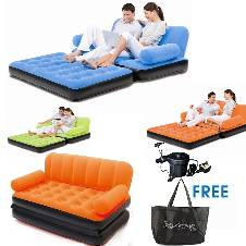 5in1 sofa come air bed