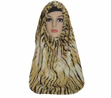Silk Printed Hijab