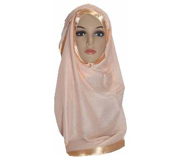 Shartin Border cotton Hijab