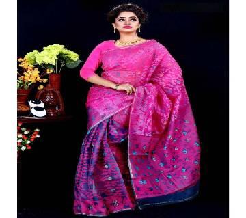 Moslin Jamdani Saree