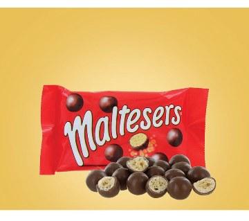 Maltesers মিল্ক চকলেট - 4 পিস