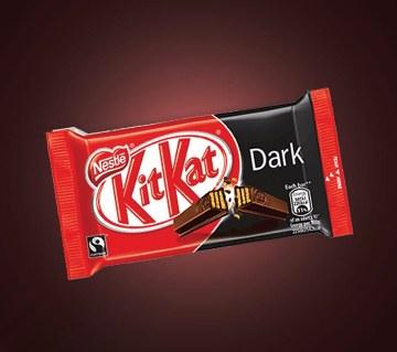 Kitkat Dark Chocolate - 12 pcs