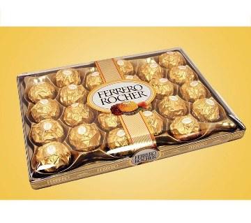 Ferrero Rocher বক্স - 24 পিস