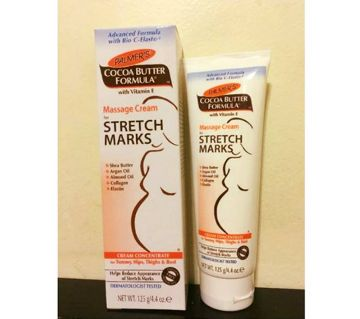 STRETCH MARKS MASSAGE CREAM