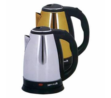 Novena steel body Electric Kettle (NK-166S)