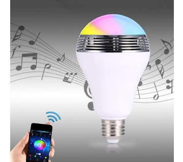Wireless Bluetooth Bulb and Speaker
