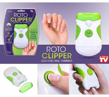 Roto Clipper Electric Nail Trimmer