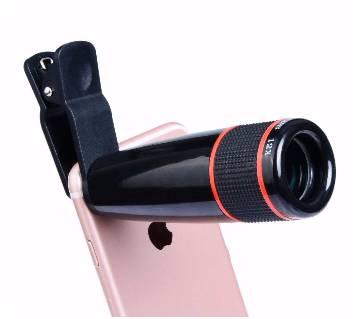 3 in 1 12x Zoom Lens