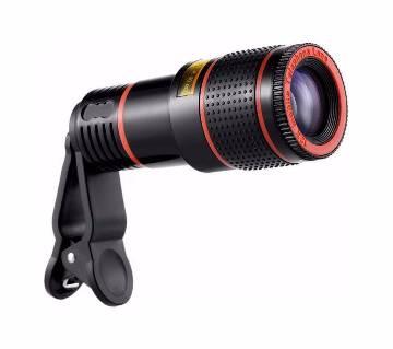 8X Universal Zoom Lens