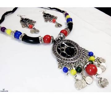 Joypuri necklace set বাংলাদেশ - 6202361
