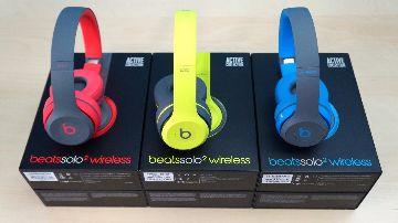 BeatsSolo 2 (Active) ব্লু-টুথ হেডফোন (কপি)
