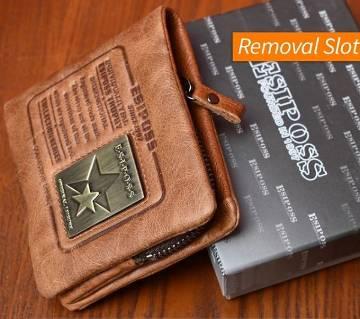 Premium Quality Leather Wallet-W173