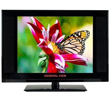General View LED টিভি (১৭ ইঞ্চি)