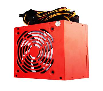 1ST Player Black SIR Series 300W Gaming Power Supply