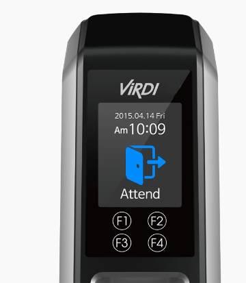Virdi AC 2100PLUS Access Control