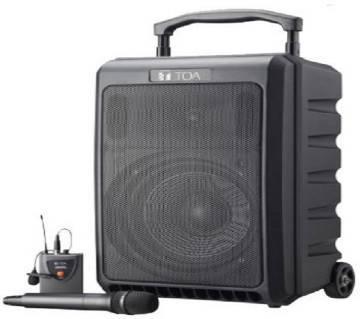 TOA WA Z110SD Wireless Portable Speaker