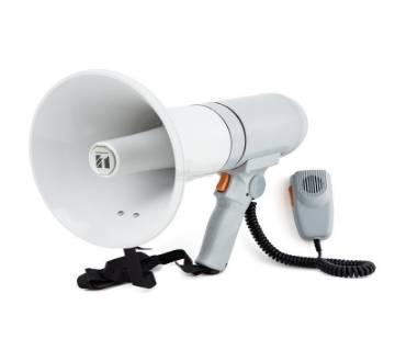 ER 3215 Megaphone - White