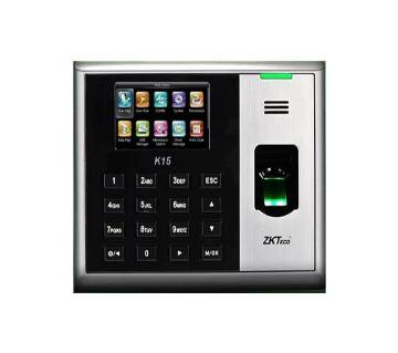 ZKTeco K15ingerprint Reader RFID Card Access Control