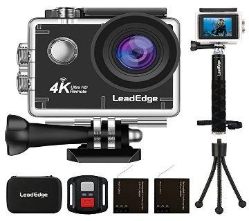 Ultra HD 4K Sports Camera 30m waterproof 1080P 16MP Wifi