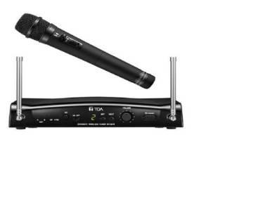 TOA WT5810 WM-5225 Speech UHF Wireless Microphone System