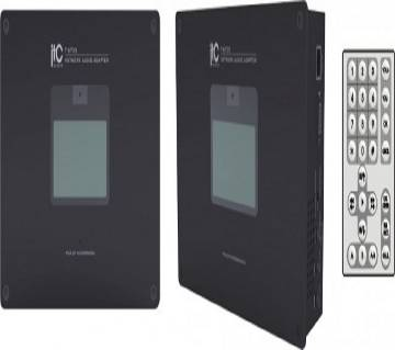 ITC T-6735 Wall Mount PA System with Amplifier