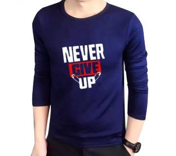 Full Sleeve T Shirt For Men