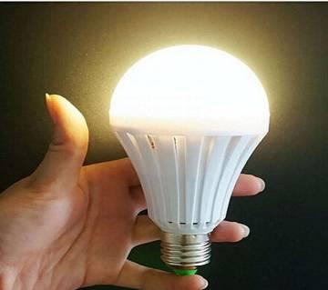 Intelligent Rechargeable LED Bulb 12W