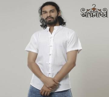 Cotton Half Sleeve Shirt For Men