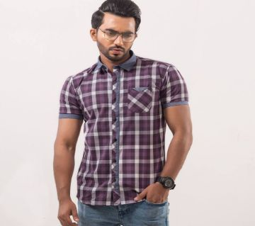 Cotton Long Sleeve Casual Shirts for Men