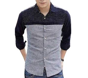 Menz Indian Full Sleeve Casual Shirt