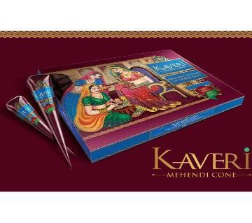 Kaveri মেহেদি (অরিজিনাল) - ৪ পিস