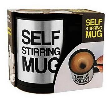 Self Steering Mugs