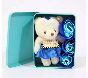 Panda Doll & Soap Gift Box