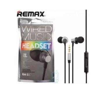 Remax RM-512 earphones